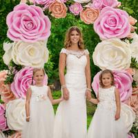Kisgyerekek az esküvőn – Pro –kontra és a feladatok, amiket nyugodt szívvel rájuk bízhatsz