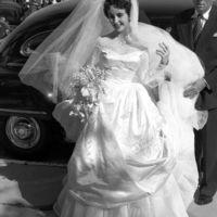 A menyasszonyi csokrok evolúciója: 1950-től egészen máig!