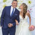 Megkönnyezte lánya esküvői fotózását R. Kárpáti Péter