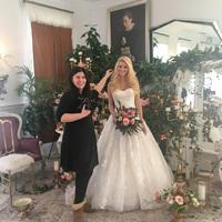 Egy rendhagyó esküvői fotózás kulisszái: Találkozás Vasvári Viviennel