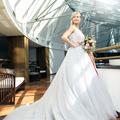 A királylányostól a rockerig: Sztárok menyasszonyi ruhában, ahogy még nem láthattad őket