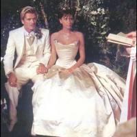 David és Victoria Beckham megújították házassági fogadalmukat
