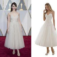 Te is odavagy az Oscar-gála csodás ruhakölteményeiért? Válassz ugyanolyat, a hazai menyasszonyi ruhák kínálatából!