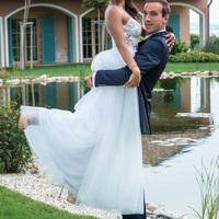 Esküvői főpróba testközelből: Tücsi és Sofron István esküvői fotózásán jártunk
