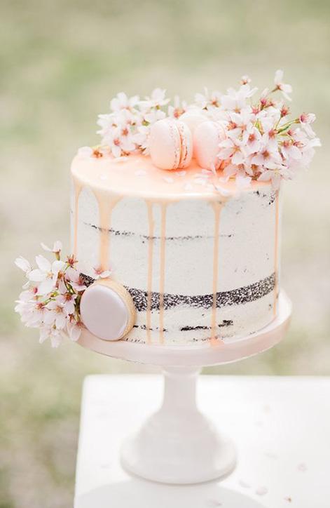 a2d82e1daa Hol vannak már azok a klasszikus cukorvirágok vagy a torta tetején  álldogáló marcipán házaspár? A következő évben semmi meglepő nem lesz  abban, ...