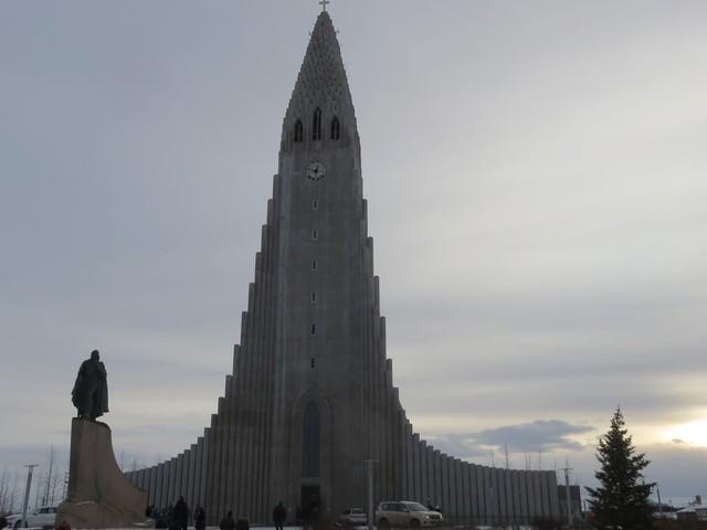 Reykjavík, a világ legészakibb fővárosa
