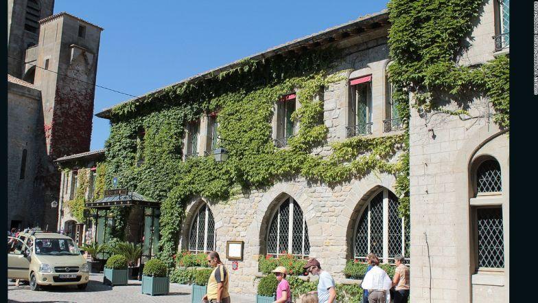 Európa 15 legjobb kastély szállodája