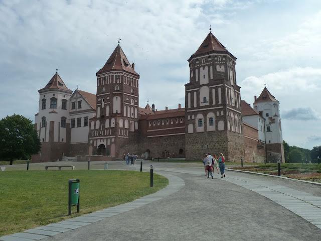 Fehéroroszország 2 - Mir - Breszt