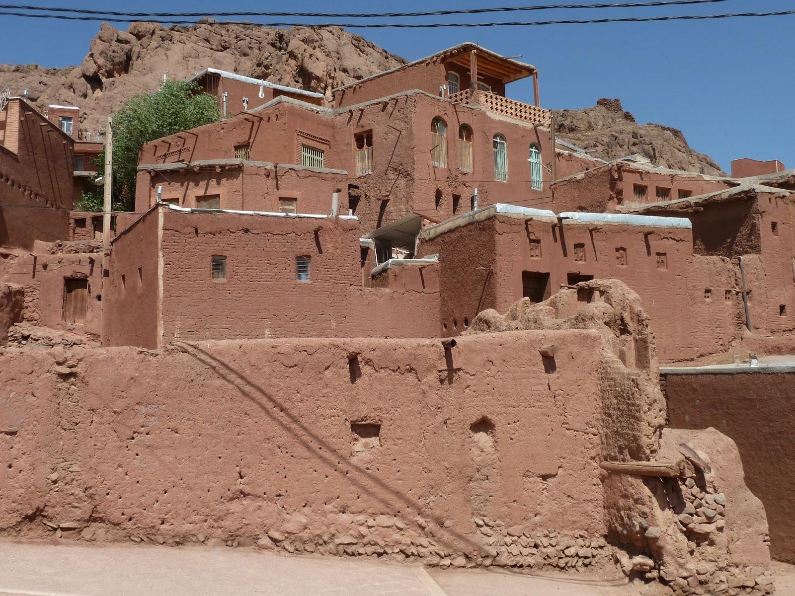 Kashan – Abyaneh