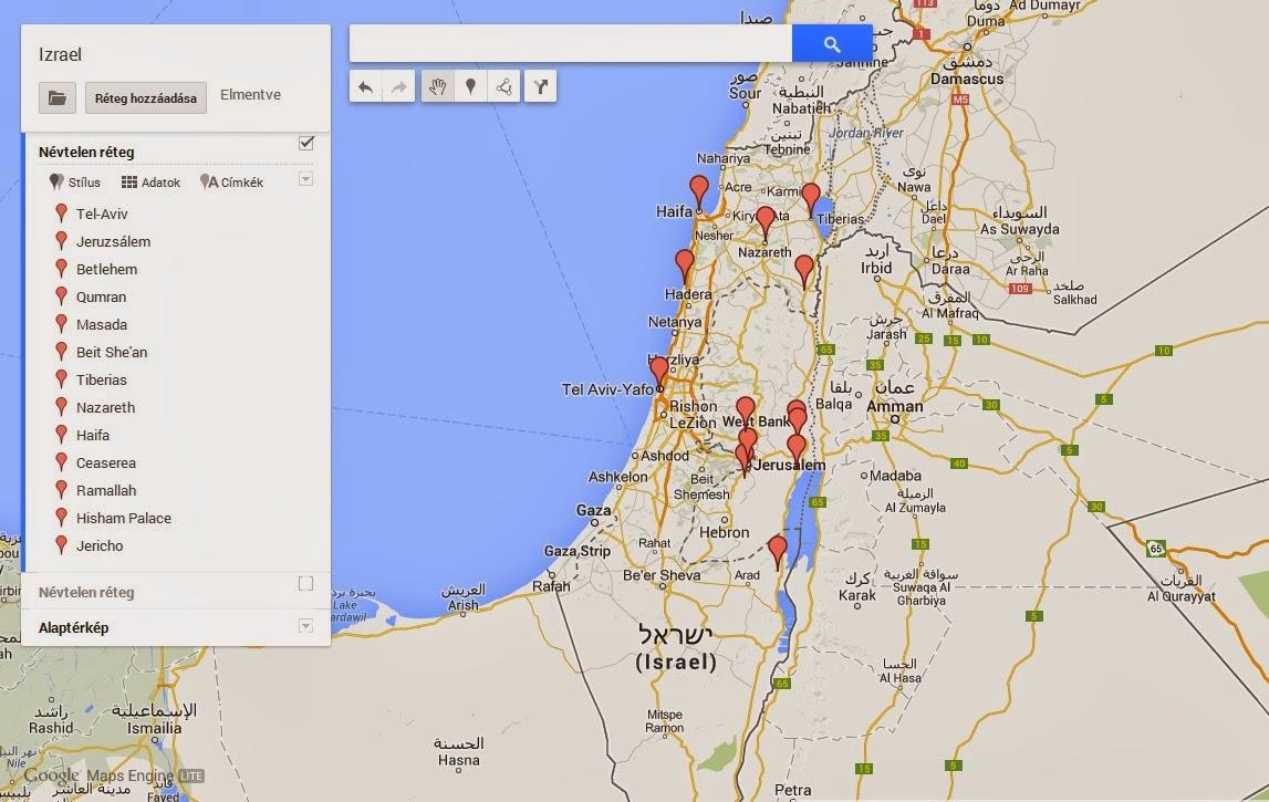 Izrael - előzmények