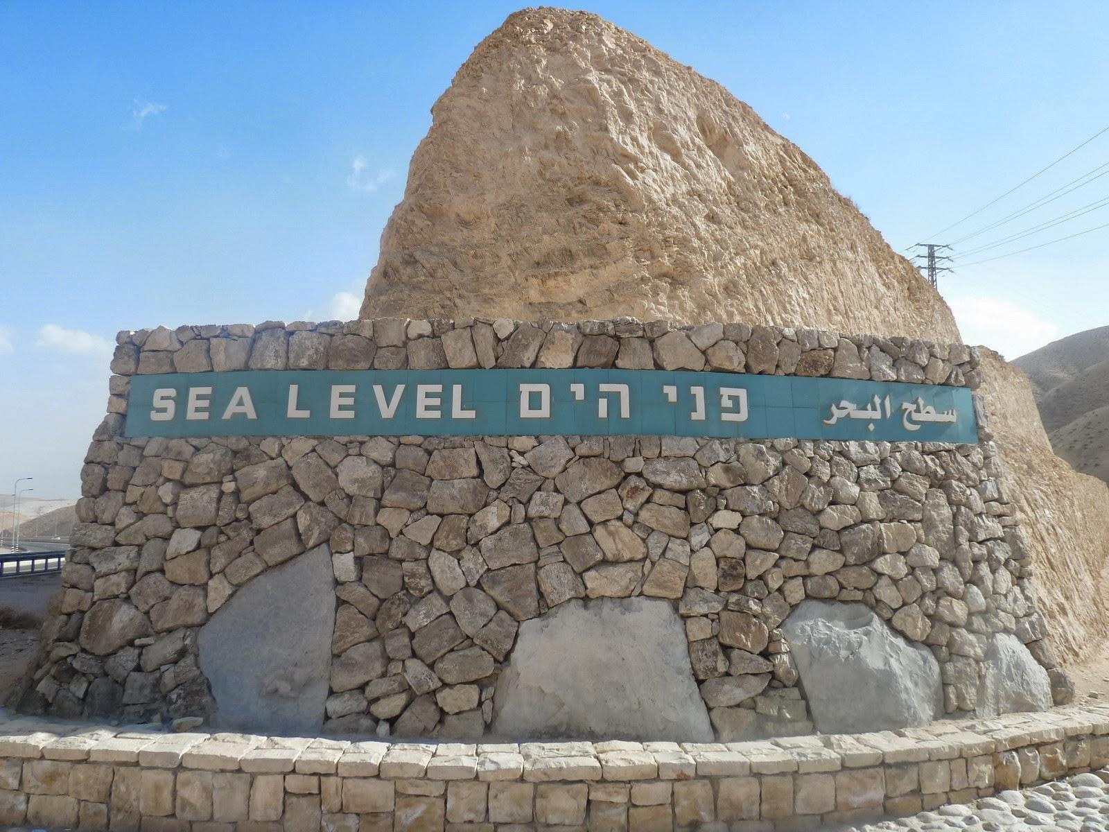 Holt-tenger es Maszada