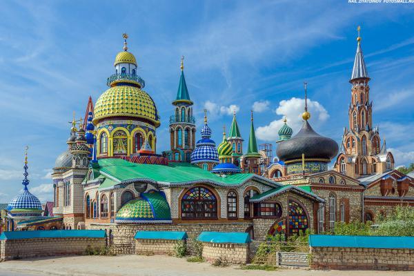 Kazany, Oroszország legrégebbi városa