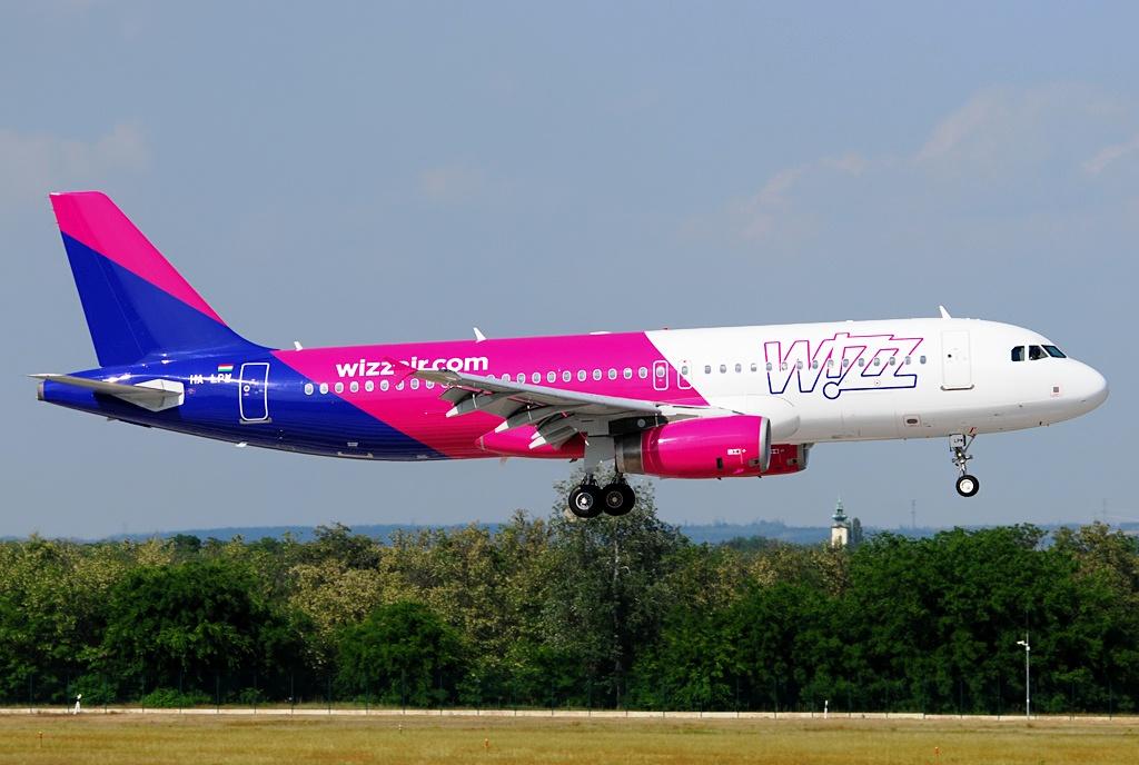 Elindultak a WizzAir balkáni járatai