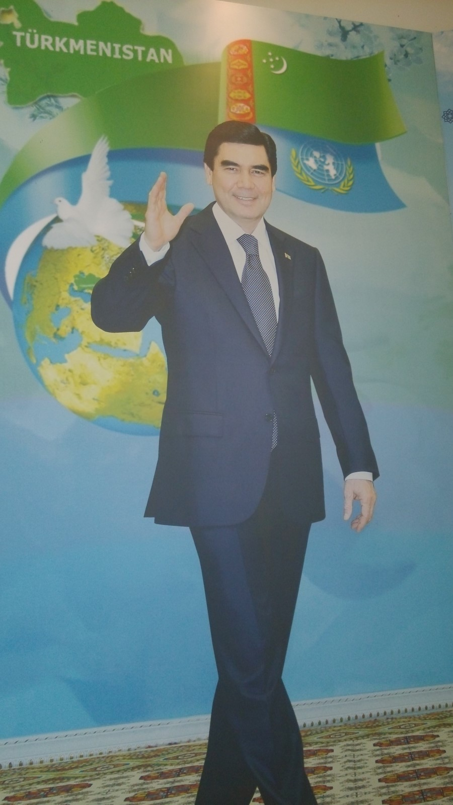 Türkmensiztán