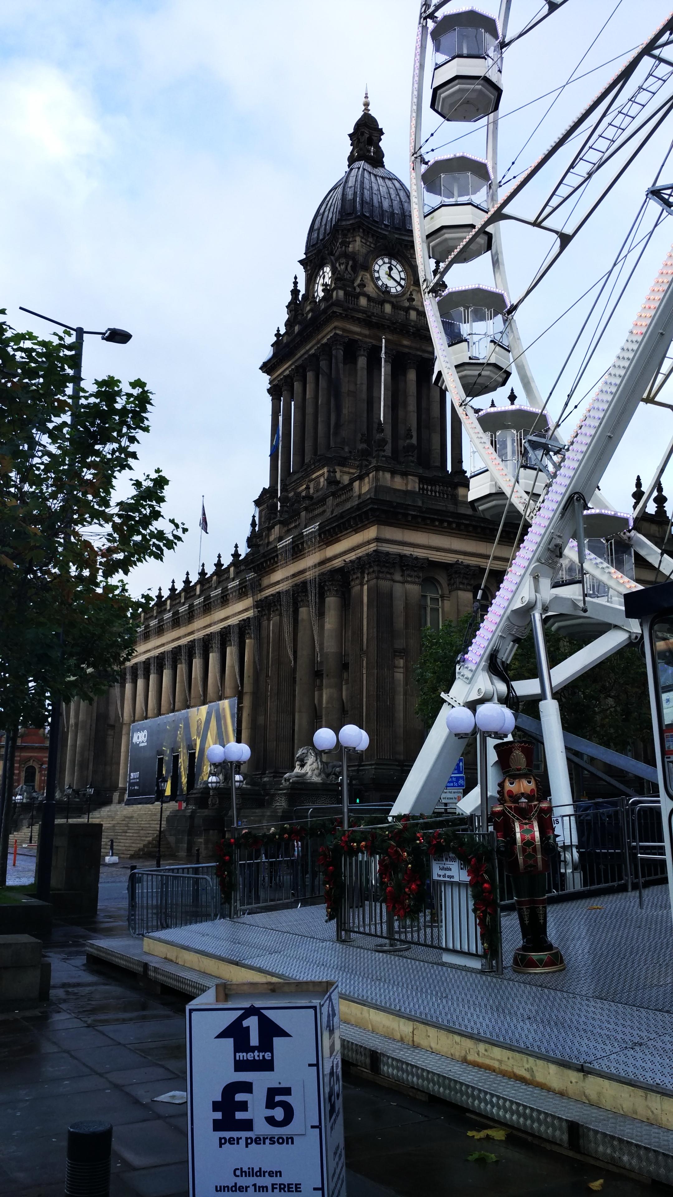 Leeds városháza
