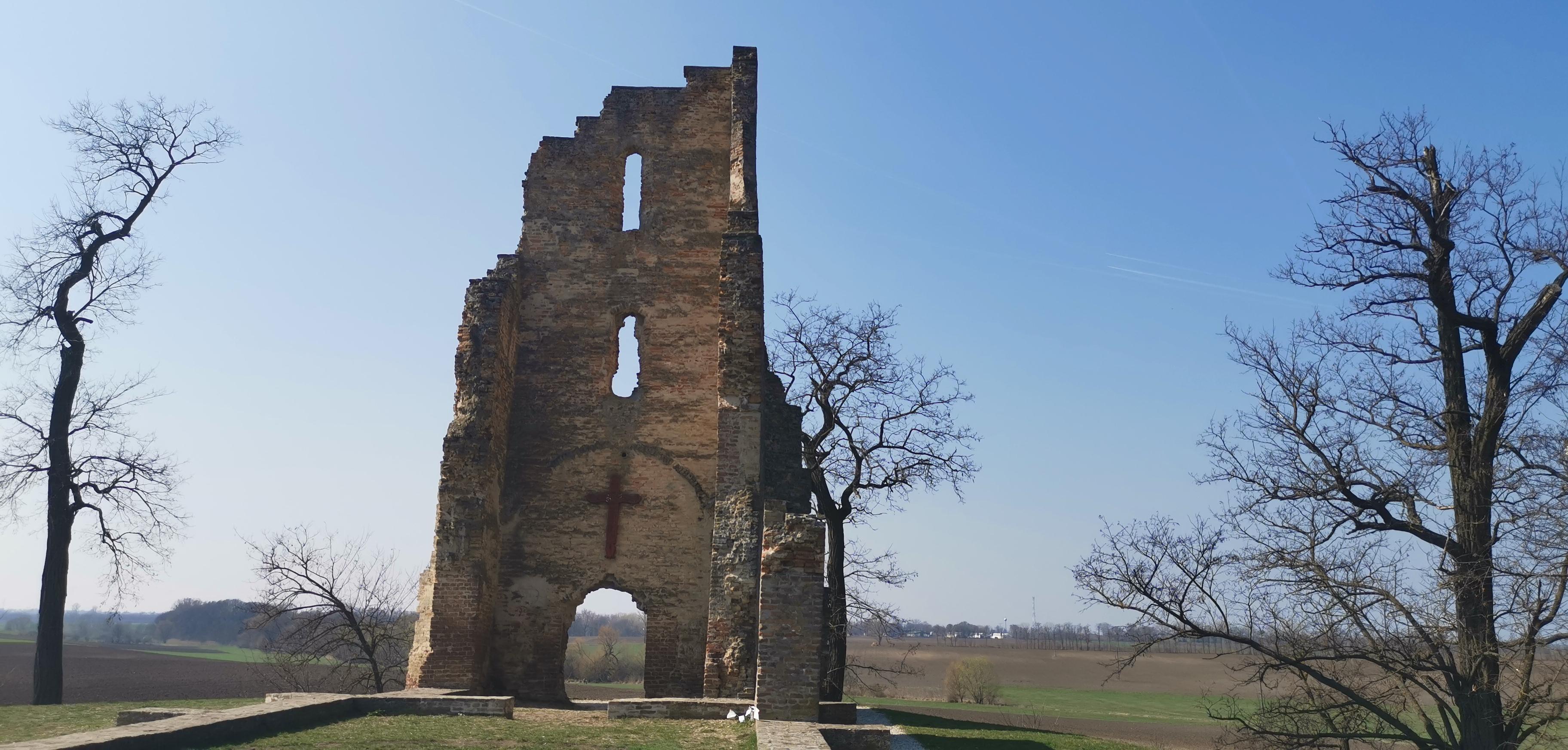 A Zeleméri templomrom