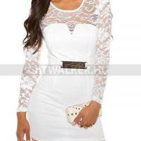 Fehér alkalmi ruhák - catwalker.hu
