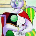 Picasso, magyar avantgárd irodalom