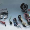 Spy riasztó alkatrész néma riasztási funkcióval helymeghatározás (TÁV:LT-055-4) Kp. zár és elektromos ablak vezérlés