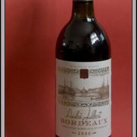 Bordeaux legalsó bugyra