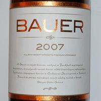 Bauer Villányból