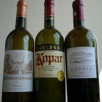 Bordeaux felé tekintve