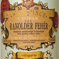 Jásdi Ranolder 2008