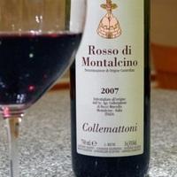 Collemattoni Rosso di Montalcino 2007