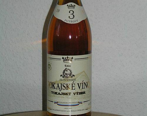 Slovakian Tokaji