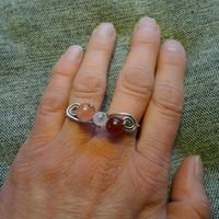 Kétujjas gyűrű