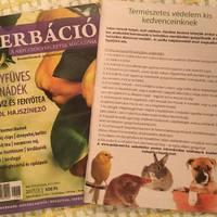 TERMÉSZETES VÉDELEM KIS KEDVENCEINKNEK - HERBÁCIÓ