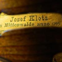 Josef Klotz, Anno 1795