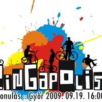 Mobilitáshét - Bringapolisz - Alleycat
