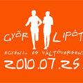 Győr-Lipót futóverseny és kerékpártúra
