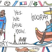 Michaelangelói pontossággal rajzolták meg a franciák drámáját