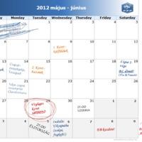 Megszereztük Blanc felkészülési naptárát!