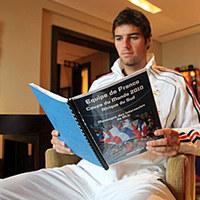 A francia csapat kedvenc olvasmánya