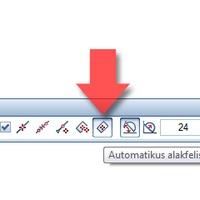 Allplan 2013 - Automatikus alakfelismerés