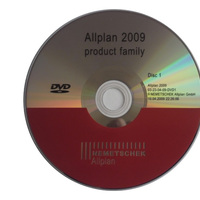 1. Hotfix (frissítés) az Allplan 2009 verzióhoz