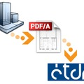PDF/A formátumú fájl exportálása az elektronikus dokumentációs rendszerhez (ÉTDR)