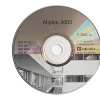 2. ServiceRelease (frissítés) az Allplan 2003.1a verzióhoz