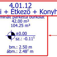 Allplan 2011 AddOn - Feliratstílusok és listák helyiségekhez [2.1]