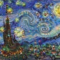 A Deep Dream meghódította a klasszikus festészetet is