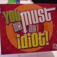 A komplett idiótának történő nézés figyelmen kívül hagyása