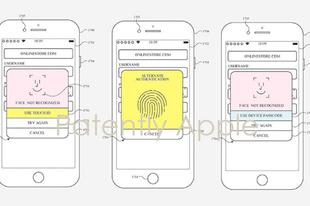 Touch ID és Face ID egyszerre? De még mennyire!