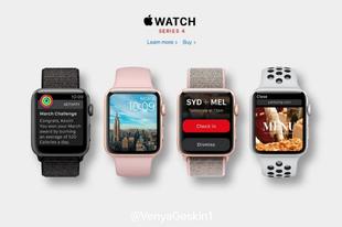 Apple Watch 2018 – Egy gombbal kevesebb