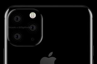 Íme az új iPhone, hátulján egy órával