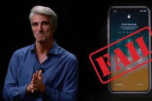 Az iPhone X bukása (már megint)