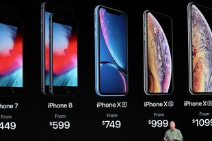 Milyen iPhone-t vegyél 2018-ban?