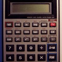 Észbontó számológépbontó.